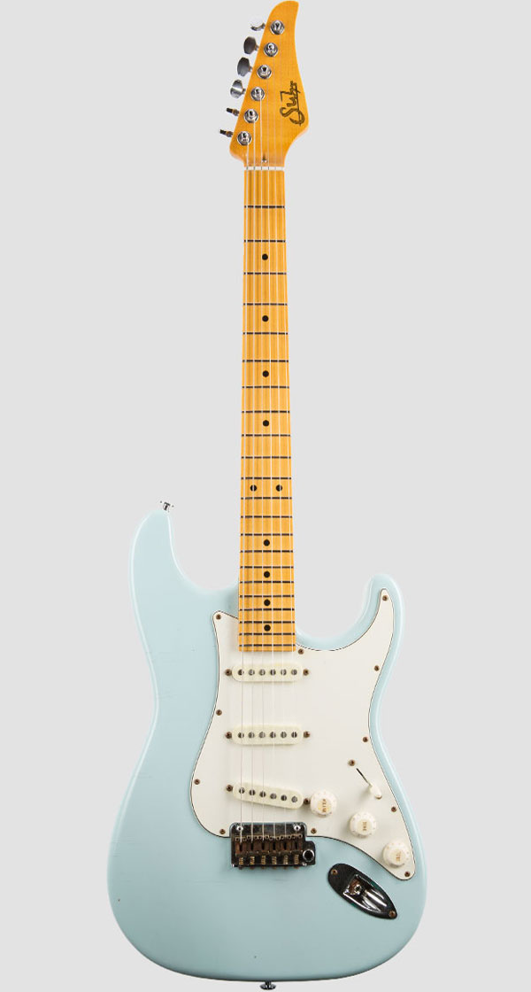 Suhr Guitars(サー・ギターズ)Pro Series Classic S Antique SSS Sonic Blue(2018最新モデル)