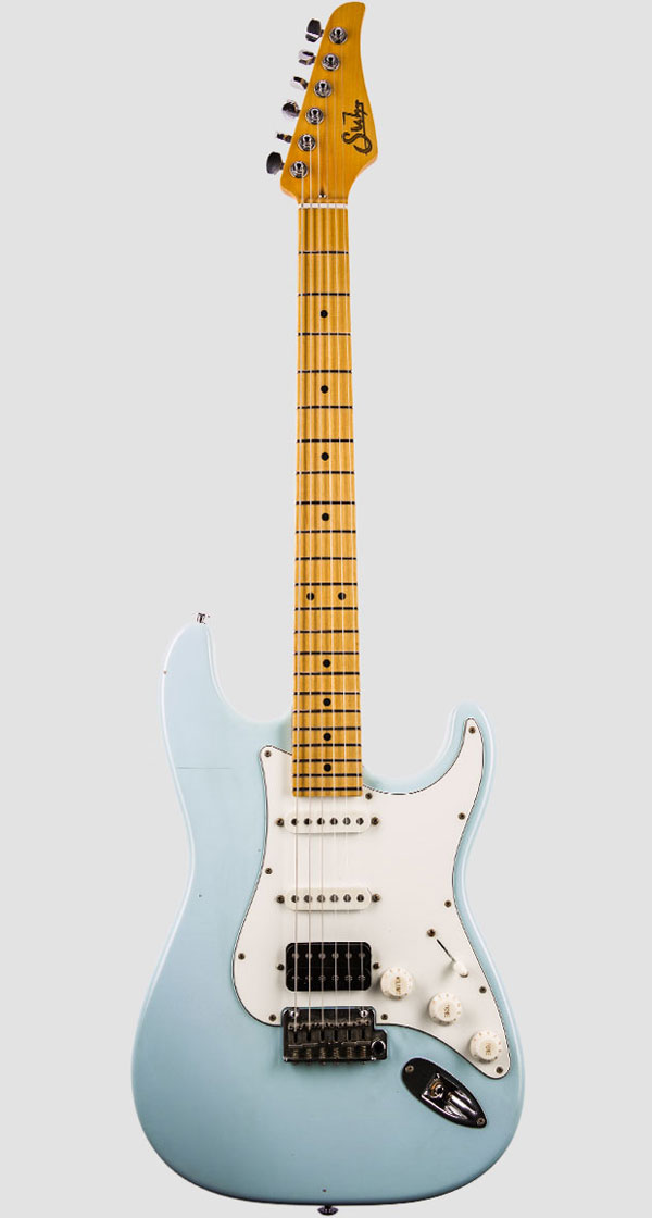 Suhr Guitars(サー・ギターズ)Pro Series Classic S Antique HSS Sonic Blue(2018最新モデル)