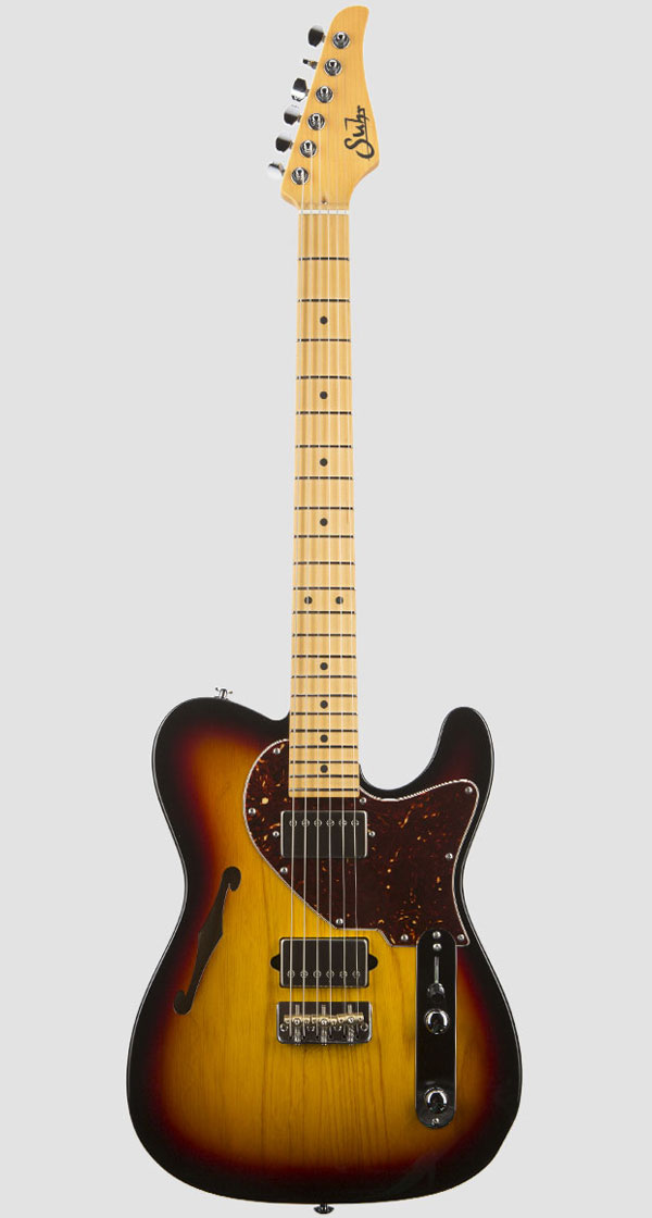 Suhr Guitars(サー・ギターズ)Pro Series Alt T 3 Tone Burst(2018最新モデル)