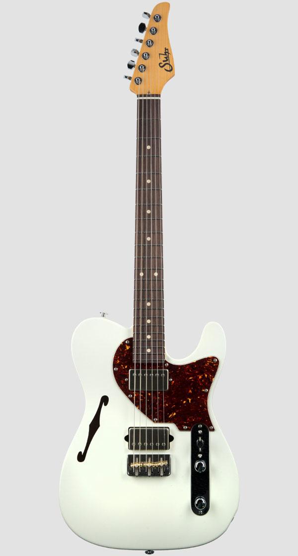 Suhr Guitars(サー・ギターズ)Pro Series Alt T Olympic White(2018最新モデル)