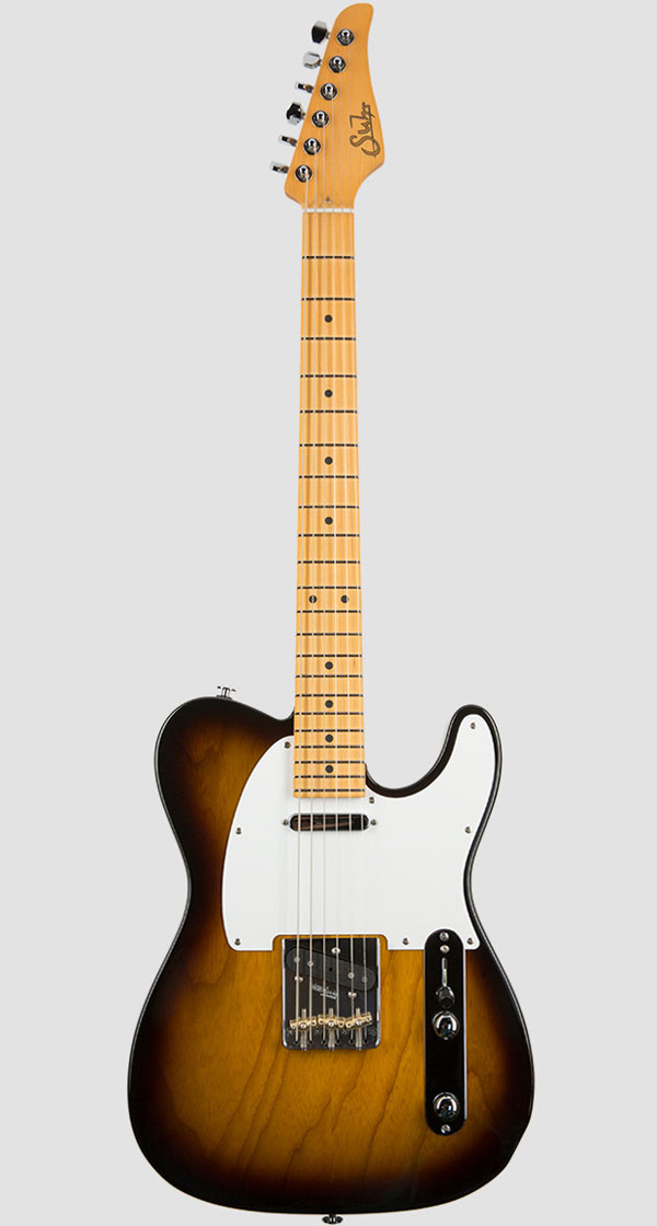 Suhr Guitars(サー・ギターズ)Pro Series Classic T 2 Tone Tobacco Burst(2018最新モデル)