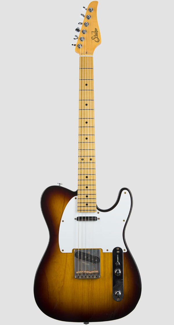 Suhr Guitars(サー・ギターズ)Pro Series Classic T Antique 2 Tone Tobacco Burst(2018最新モデル)
