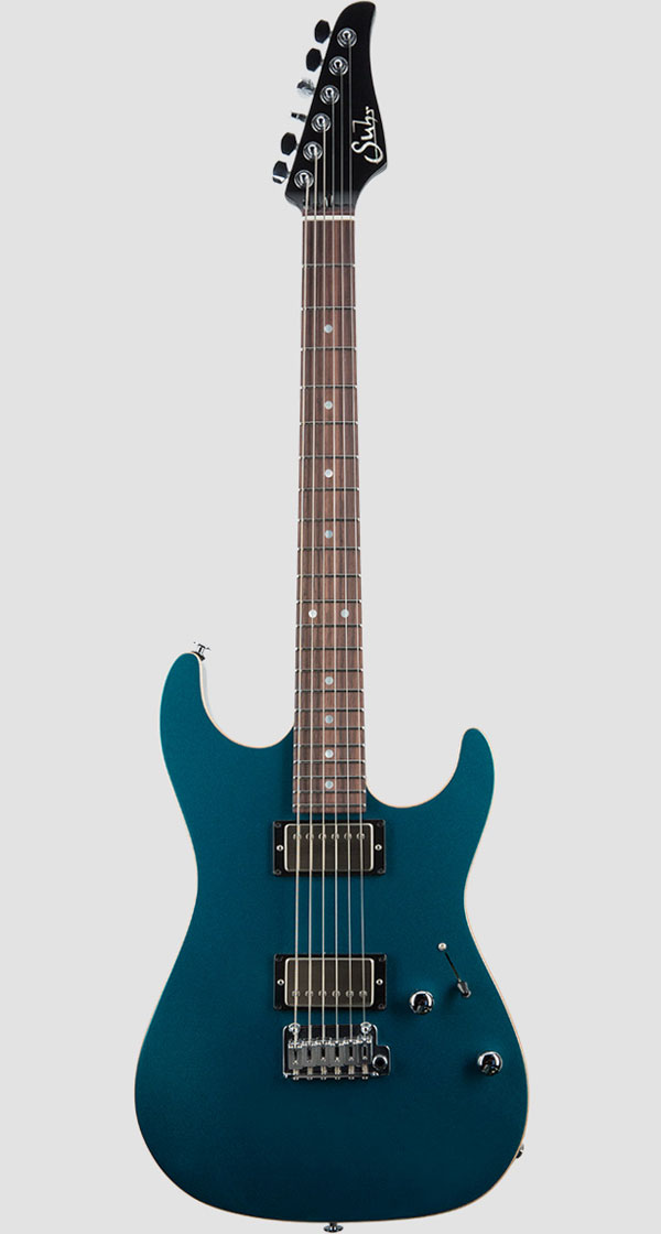 Suhr Guitars(サー・ギターズ)Pete Thorn Signature Ocean Turquoise Metallic