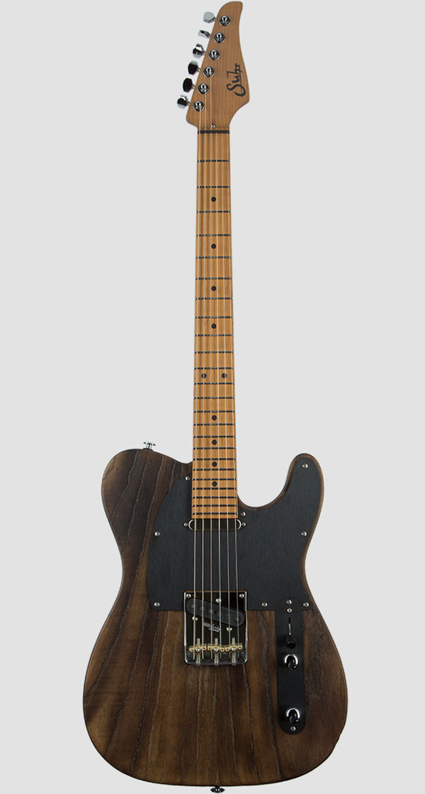 Suhr Guitars(サー・ギターズ)Andy Wood Signature Whiskey Barrel