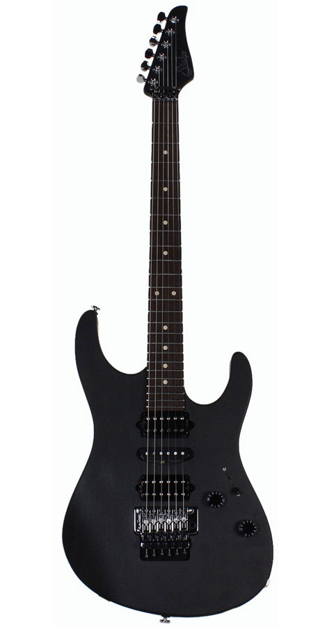 Suhr Guitars(サー・ギターズ)Pro Series Modern Satin HSH Black Satin Floyd Rose(2018最新モデル)