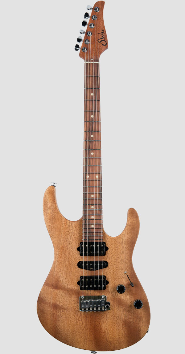 Suhr Guitars(サー・ギターズ)Pro Series Modern Satin HSH Natural Satin Gotoh 510(2018最新モデル)