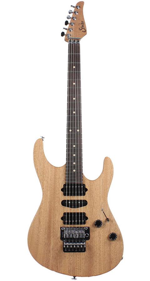 Suhr Guitars(サー・ギターズ)Pro Series Modern Satin HSH Natural Satin Floyd Rose(2018最新モデル)