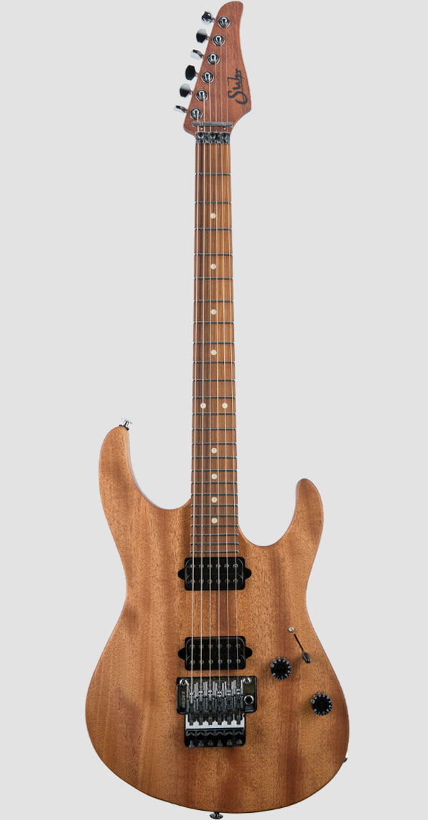 Suhr Guitars(サー・ギターズ)Pro Series Modern Satin HH Natural Satin Floyd Rose(2018最新モデル)