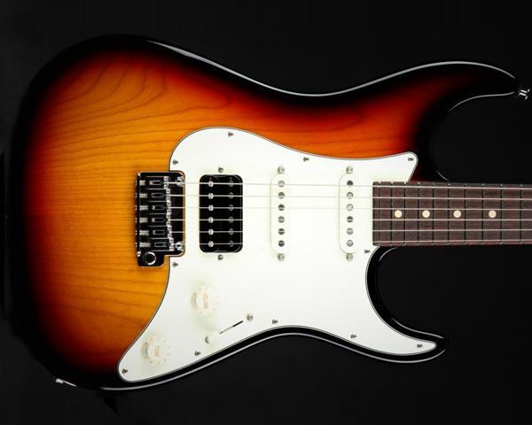 Suhr Guitars(サー・ギターズ)Standard 3 Tone Burst