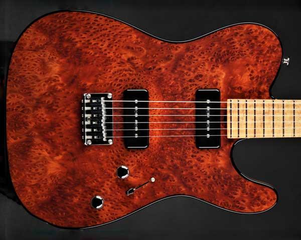 ビッグ割引 Suhr Guitars(サー・ギターズ)The 2014 Collection Classic T Burl Redwood, keiG BIKE SHOP 57d1a1e5