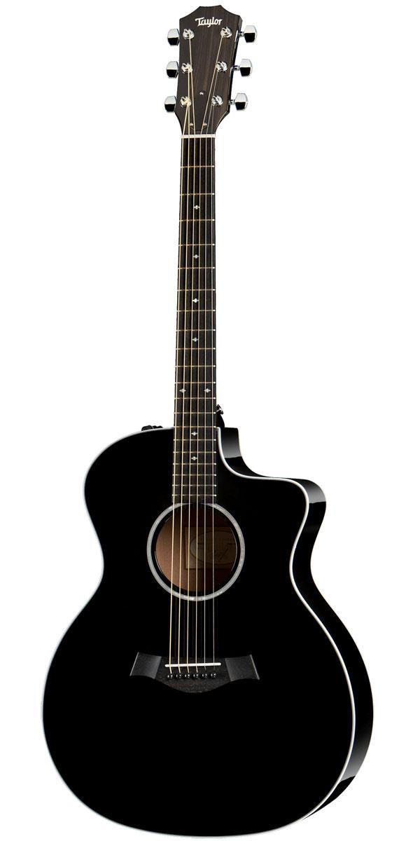Taylor(テイラー)214ce-BLK DLX Black