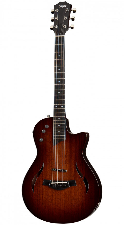 Taylor(テイラー)T5z Classic DLX Special Edition Shaded Edge Burst