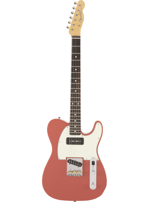 Fender FSR Made in Japan Hybrid 60s Telecaster P-90 -Fiesta Red- 新品 《レビューを書いて特典プレゼント!!》[フェンダージャパン][ハイブリッド][レッド,赤][テレキャスター][Electric Guitar,エレキギター]