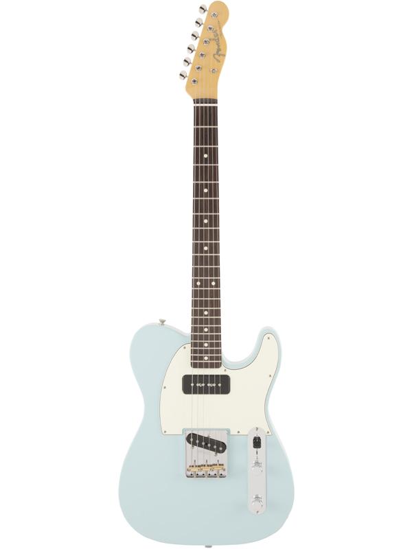 Fender FSR Made in Japan Hybrid 60s Telecaster P-90 -Sonic Blue- 新品 《レビューを書いて特典プレゼント!!》[フェンダージャパン][ハイブリッド][ソニックブルー,青][テレキャスター][Electric Guitar,エレキギター]
