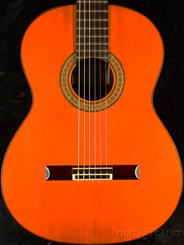 【中古】Jinichiro Matsunaga 松永仁一郎 2a 1971年製 [国産][日本製][Classic Guitar,クラシックギター][Vintage,ヴィンテージ]