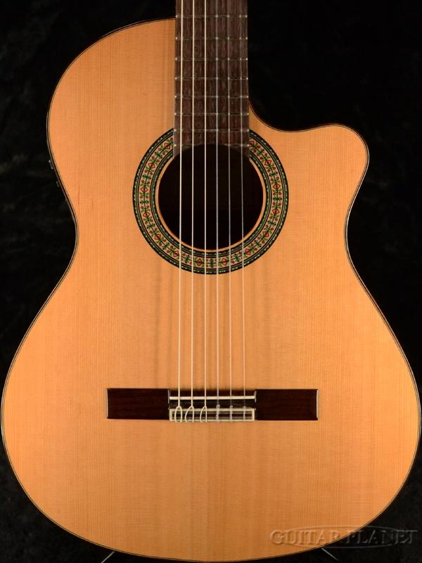 Alhambra 3C CW E1 新品[アルハンブラ][スペイン製][Classical Guitar,クラシックギター,エレガット]