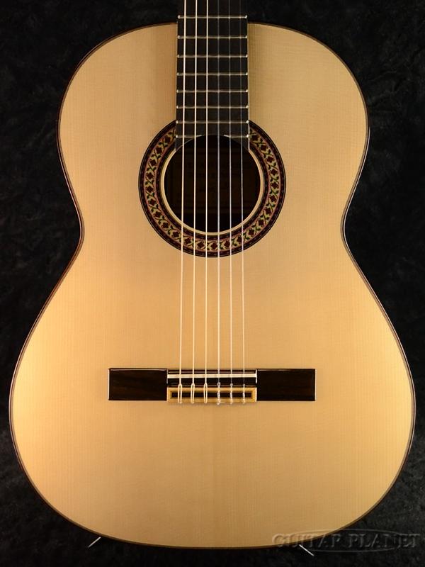 Antonio Sanchez Profesor-4/64Spruce 松/ローズウッド 640mm 新品[アントニオサンチェス][スペイン製][Classic Guitar,クラシックギター]