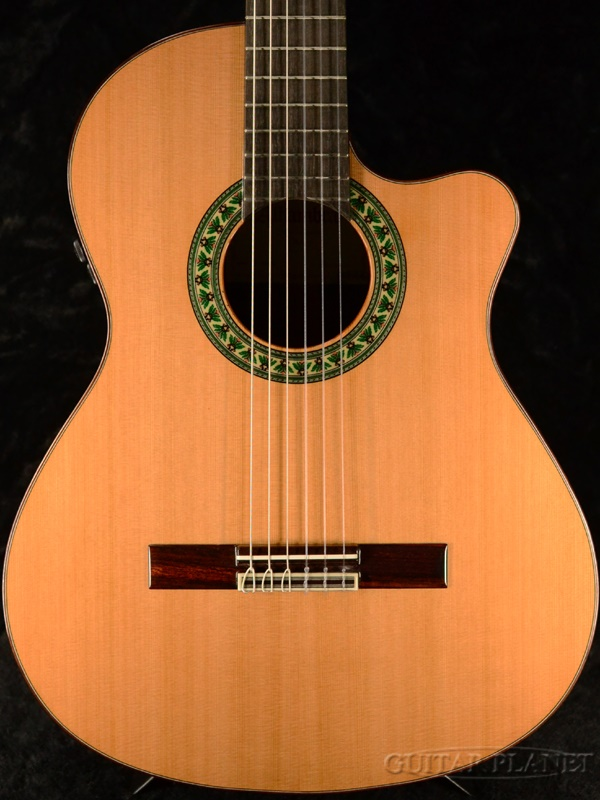 Alhambra 5P CW E8 新品[アルハンブラ][Classical Guitar,クラシックギター,エレガット]