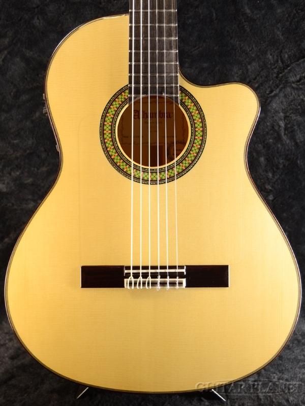 Alhambra 7FC CW E1 新品[アルハンブラ][スペイン製][Classical Guitar,クラシックギター,エレガット]