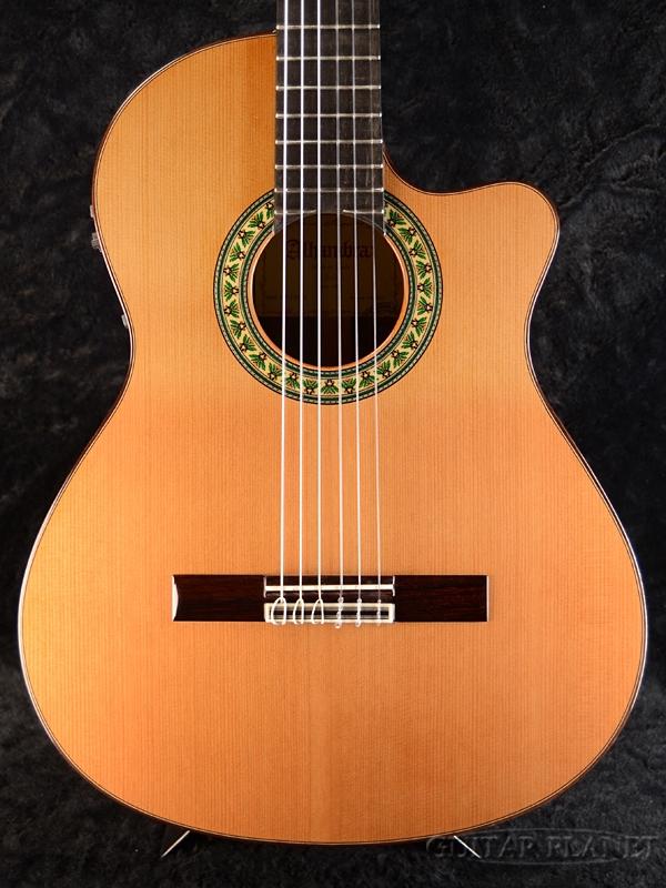 Alhambra 5P CW E2 新品[アルハンブラ][Classical Guitar,クラシックギター,エレガット]