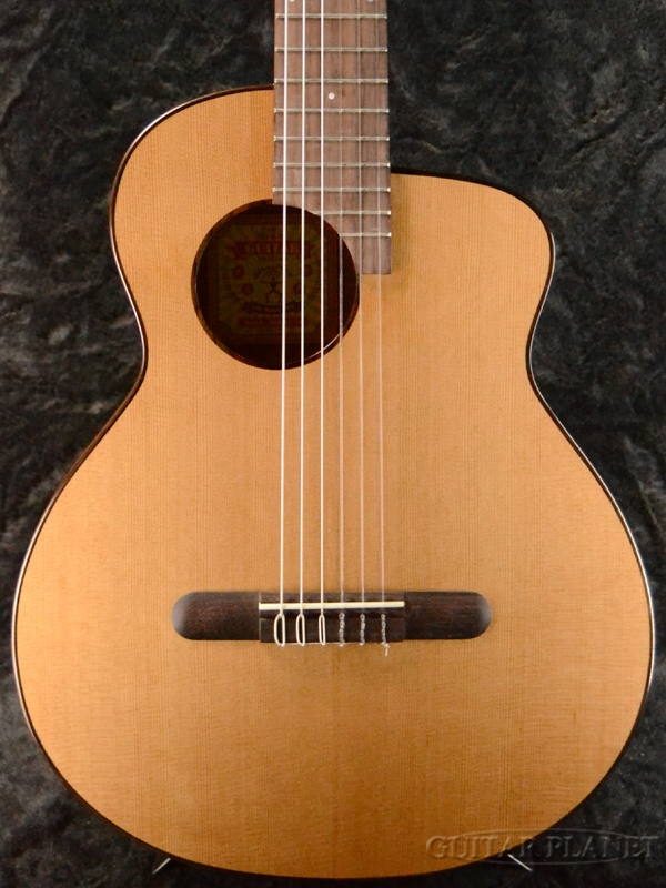 aNueNue aNN-MN14EF Feather Bird 新品[アヌエヌエ][Electric,Classical Guitar,エレクトリック,クラシックギター,ガットギター,エレガット]