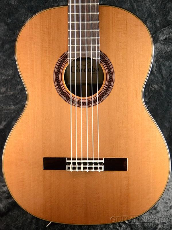 Cordoba C7 新品[コルドバ][natural,木目][Classical Guitar,クラシックギター,エレガット]