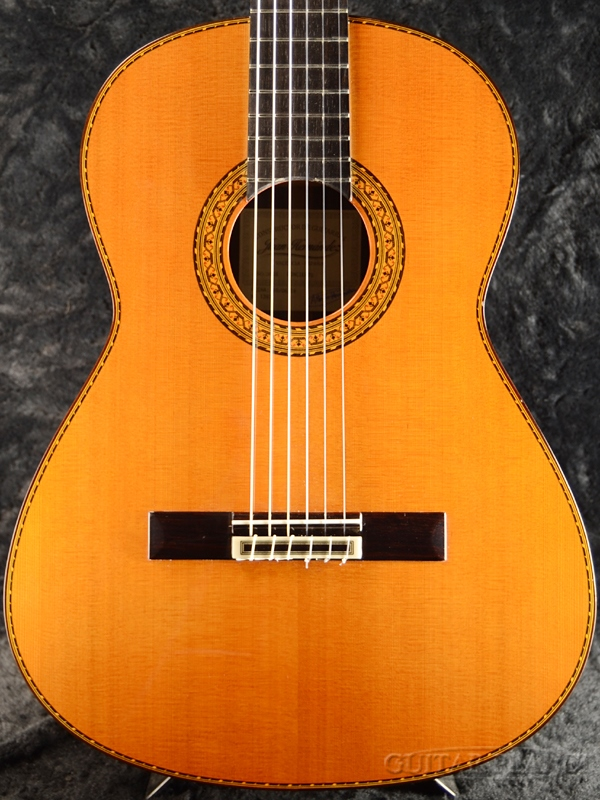Juan Hernandez Concierto Cecar 630mm 杉/ローズウッド 新品[ホアンエルナンデス][スペイン製][Classical Guitar,クラシックギター,Flamenco,フラメンコ]
