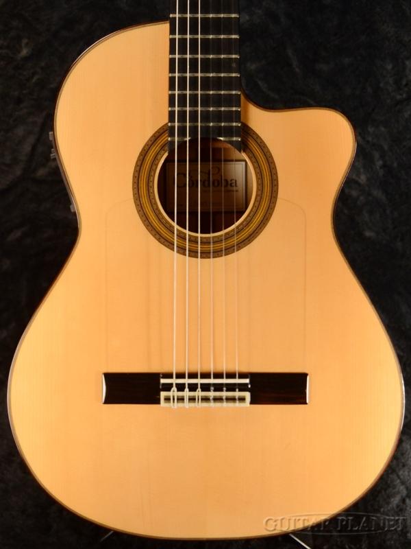 【スペイン製】Cordoba FCWE Reissue 新品[コルドバ][Natural,ナチュラル][Classical Guitar,クラシックギター,エレガット,フラメンコ]