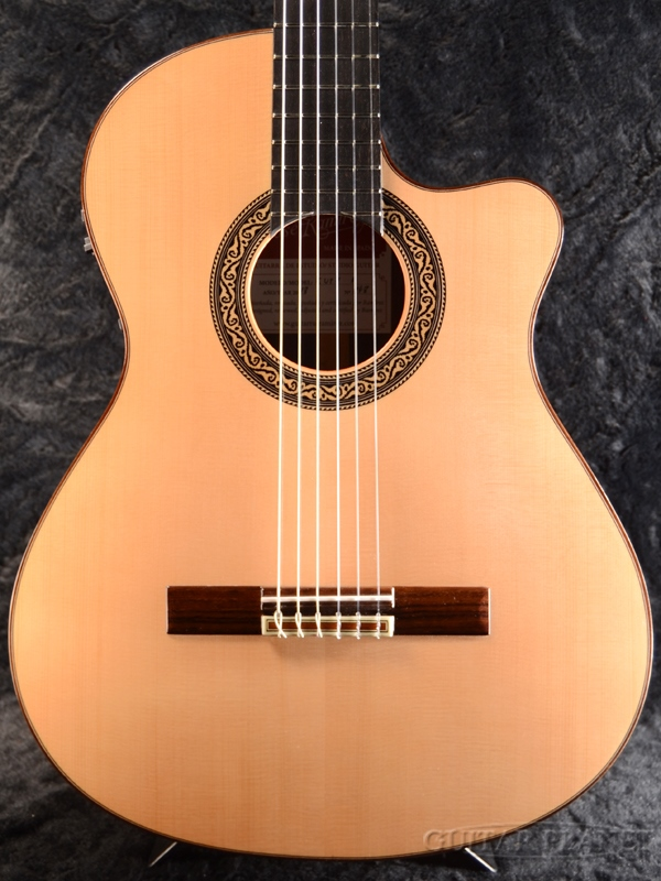 【エレガット】Jose Ramirez CUT1/Spruce 新品[ホセ・ラミレス][Natural,ナチュラル][Classical Guitar,クラシックギター]