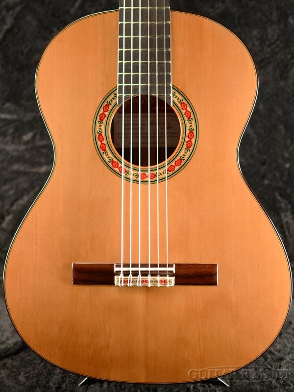 Jose Ramirez Estudio1/Cedar 新品[ホセ・ラミレス][Natural,ナチュラル][シダー][Classical Guitar,クラシックギター]