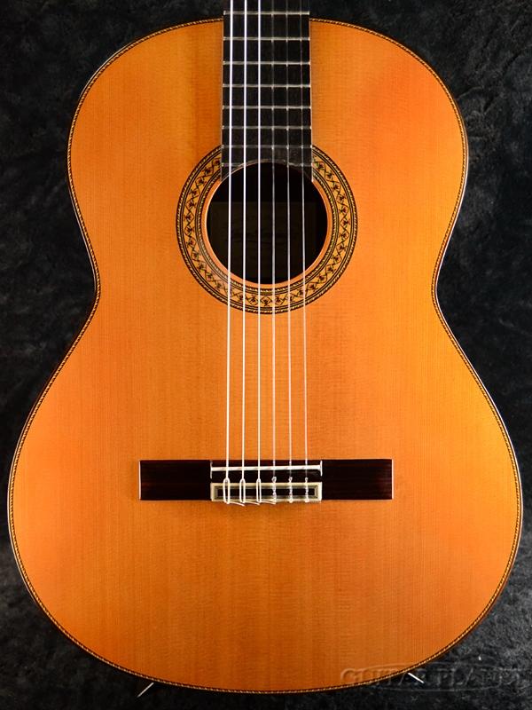 Juan Hernandez Profesor Cedar 杉/ローズウッド 新品[ホアンエルナンデス][Natural,ナチュラル][Classical Guitar,クラシックギター]
