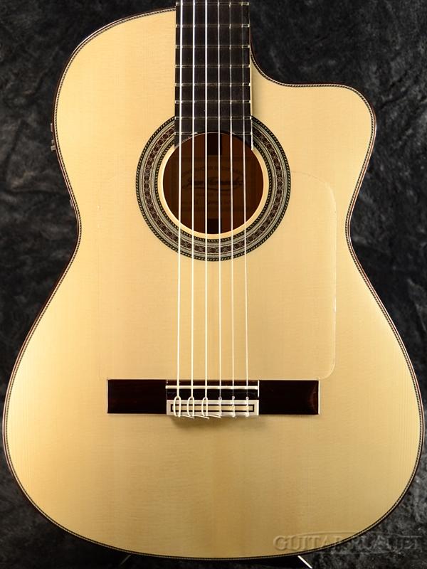 Juan Hernandez SAMBA Cutaway 松 新品[ホアン・エルナンデス][サンバ][Classic Guitar,クラシックギター]
