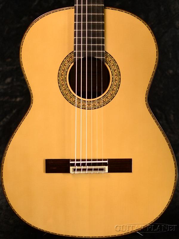 Juan Hernandez Concierto Spruce 松/ローズウッド 新品[ホアンエルナンデス][スペイン製][Classical Guitar,クラシックギター,Flamenco,フラメンコ]