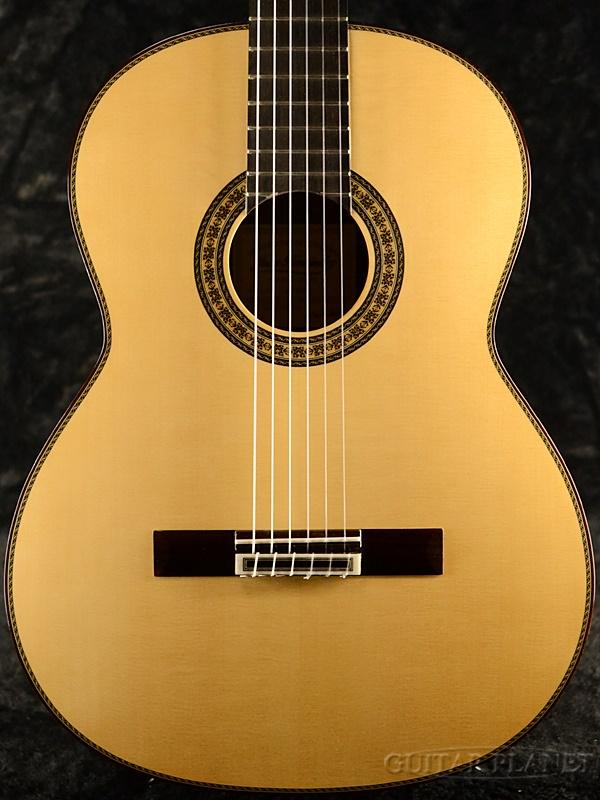 Juan Hernandez Maestro Spruce 松/ハカランダ 新品[ホアン・エルナンデス][スペイン製][Classical Guitar,クラシックギター,Flamenco,フラメンコ]