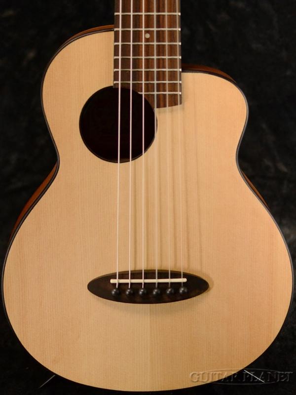 aNueNue aNN-S10E 新品[アヌエヌエ][Mini Guitar,ミニギター][Electric,Classical Guitar,エレクトリック,クラシックギター,ガットギター,エレガット]
