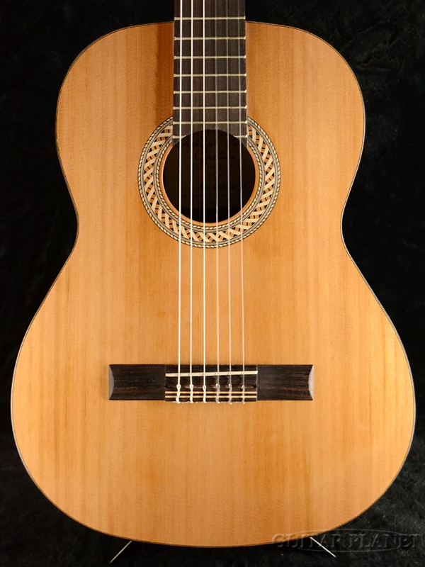 Orpheus Valley Guitars Sofia S58C 580mm 新品[オルフェウスヴァレーギターズ][サペリ][Classical Guitar,クラシックギター,エレガット]