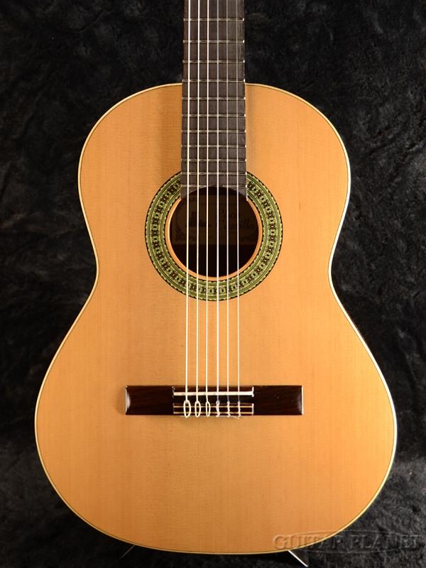 Paco Castillo 201 Cedar 3/4 580mm【スペイン製】 新品[パコ・カスティージョ][Natural,ナチュラル][ショートスケール,ミニ][Classical Guitar,クラシックギター]