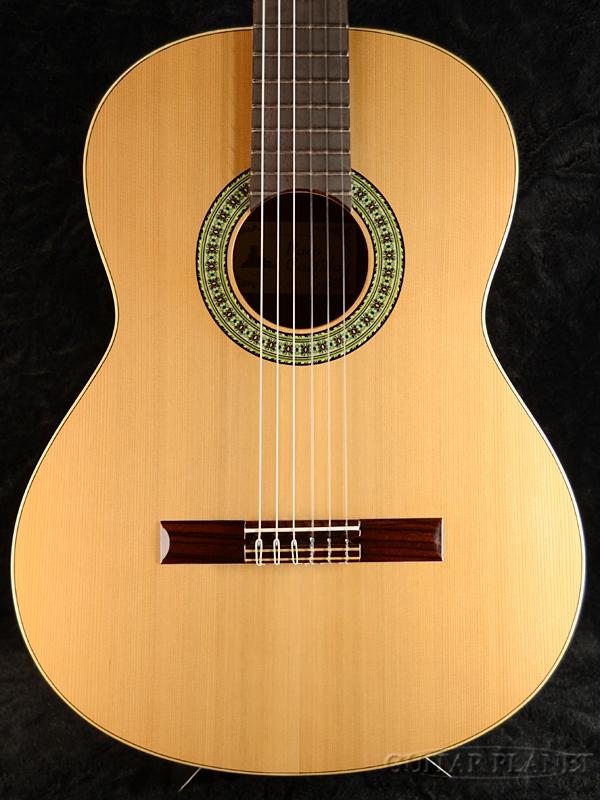 Paco Castillo 201 Cedar 新品[パコ・カスティージョ][Natural,ナチュラル][Classical Guitar,クラシックギター]