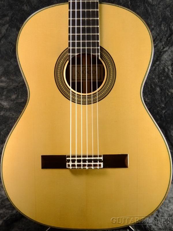 Yokoo Shunsuke【横尾俊祐】PRELUDE/S 松/ローズウッド 新品[ナチュラル,Natural][Rosewood][Classical Guitar,クラシックギター]