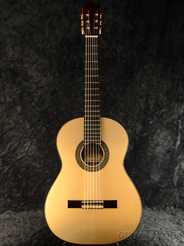 Profesor-1Spruce Guitar,クラシックギター] Antonio Sanchez 新品[アントニオサンチェス][スペイン製][Classic 松/ローズウッド