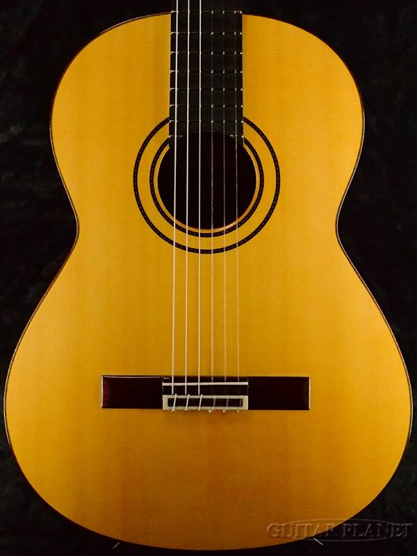 Jose Ramirez ホセ・ラミレス PLAIN CONCERT/Spruce 新品[ホセ・ラミレス][Natural,ナチュラル][フラメンコ][Classical Guitar,クラシックギター,エレガット]