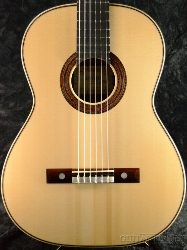 Tsuji Wataru【辻渡】S-4H 松/ローズウッド 新品[ナチュラル,Natural][ハウザー表板使用限定モデル][Rosewood][Classical Guitar,クラシックギター]