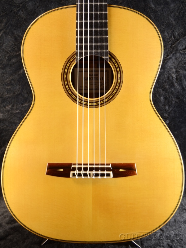P.C.[桜井正毅][松][Rosewood,ローズウッド][Classical Sakurai Masaki Guitar,クラシックギター]
