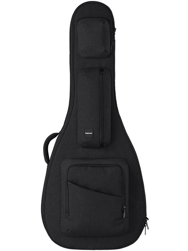 basiner ACME-SH-MB 新品 セミホロウ用セミハードギグケース[ベイシナー][Black,ミッドナイトブラック,黒][Guitar][Gig Bag,Case,ケース]