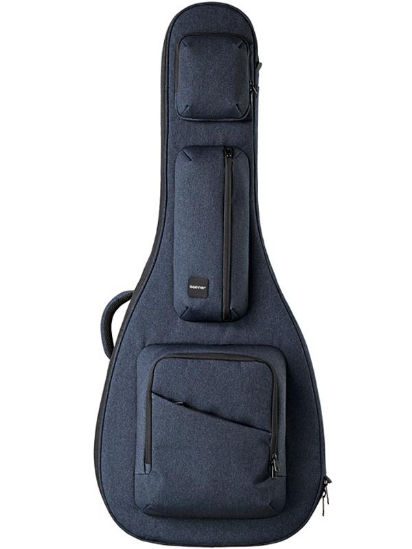 basiner ACME-AC-OB 新品 アコースティックギター用セミハードギグケース[ベイシナー][Blue,オーシャンブルー,青][Acoustic Guitar][Gig Bag,Case,ケース]