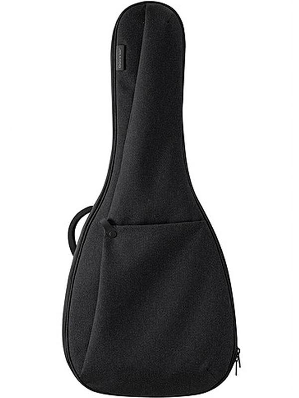 basiner BRISQ-AC-MB 新品 アコースティックギター用セミハードギグケース[ベイシナー][Black,ミッドナイトブラック,黒][Acoustic Guitar][Gig Bag,Case,ケース]