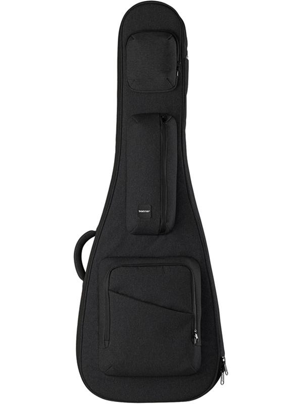 basiner ACME-EB-MB 新品 エレキベース用セミハードギグケース[ベイシナー][Black,ミッドナイトブラック,黒][Bass][Gig Bag,Case,ケース]