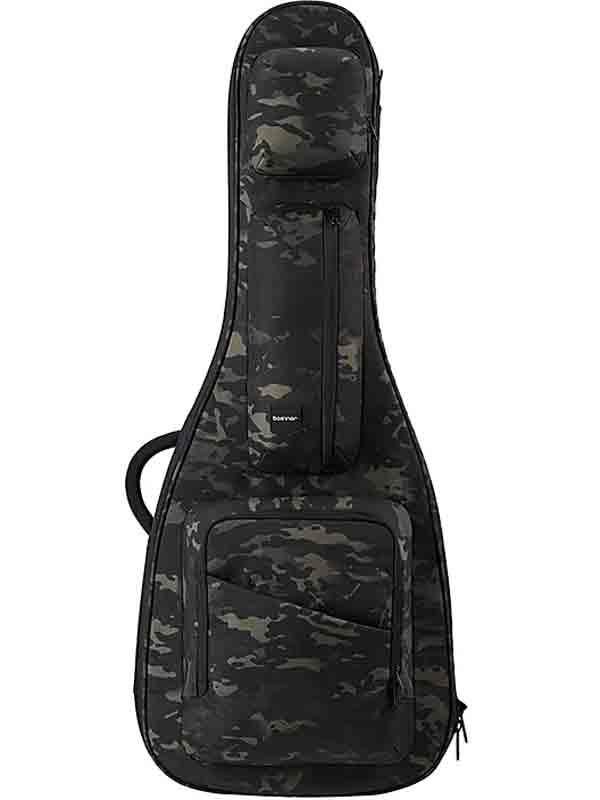 basiner ACME-EG-BC 新品 エレキギター用セミハードギグケース[ベイシナー][Black Camo,ブラックカモ,アーミー,迷彩][Guitar][Gig Bag,Case,ケース]