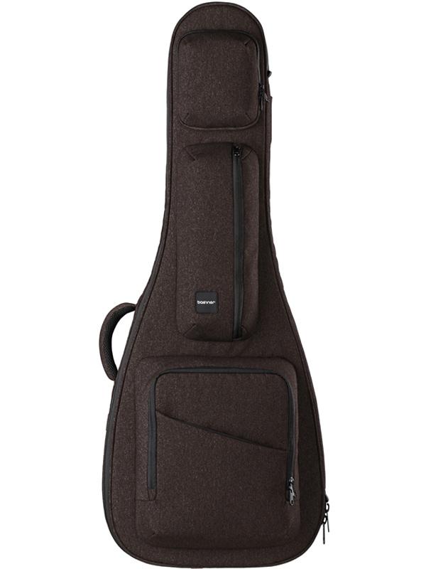 basiner ACME-EG-RB 新品 エレキギター用セミハードギグケース[ベイシナー][Brown,ラストブラウン,茶][Guitar][Gig Bag,Case,ケース]