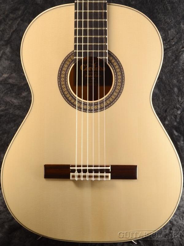 Cordoba 45 Limited 新品[コルドバ][Black and White Ebony,ブラック&ホワイトエボニー][Natural,ナチュラル][Classical Guitar,クラシックギター,エレガット]